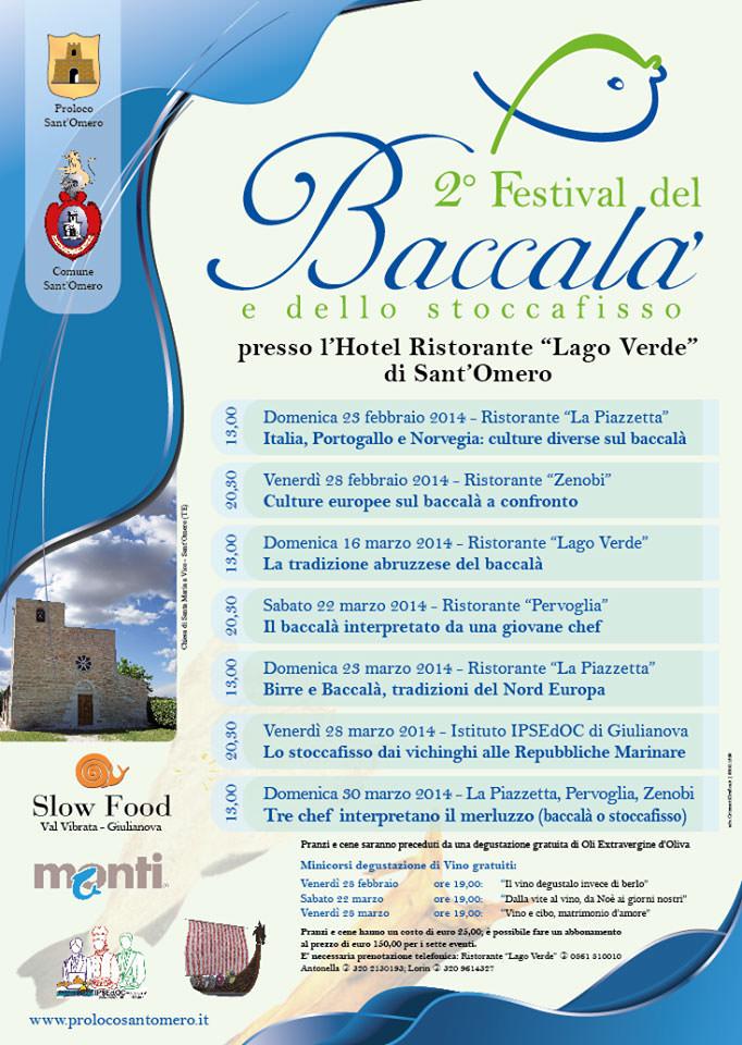 Secondo festival del baccalà e dello stoccafisso